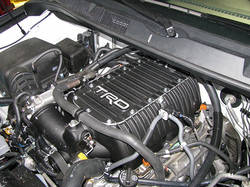 Toyota TRD Eaton Superchargers on 4Runner Taa Tundra FJ