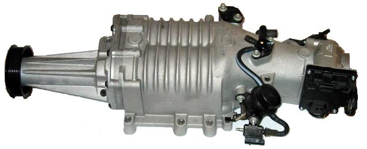 Eaton Supercharger Identification