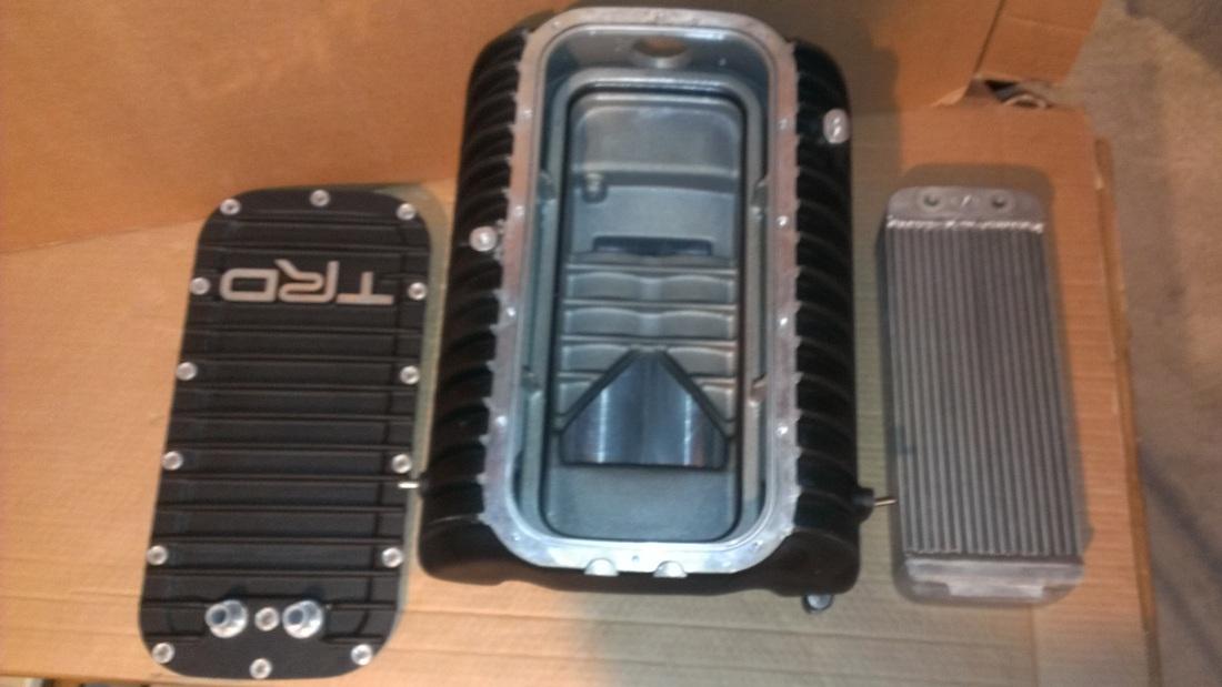 Toyota Tundra Supercharger >> Toyota Tundra TRD 5.7 Liter Eaton TVS Supercharger PHOTOS ...