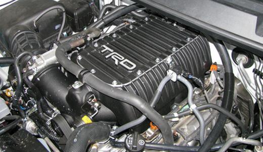 Toyota Tundra Supercharger >> Toyota Tundra Trd 5 7 Liter V8 Tvs1900 3ur Fe Eaton Supercharger